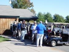 Tournament Registration Form for Golfers